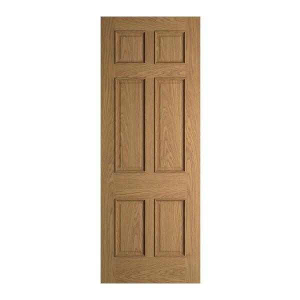 Denleigh Door TRAD 604 Oak