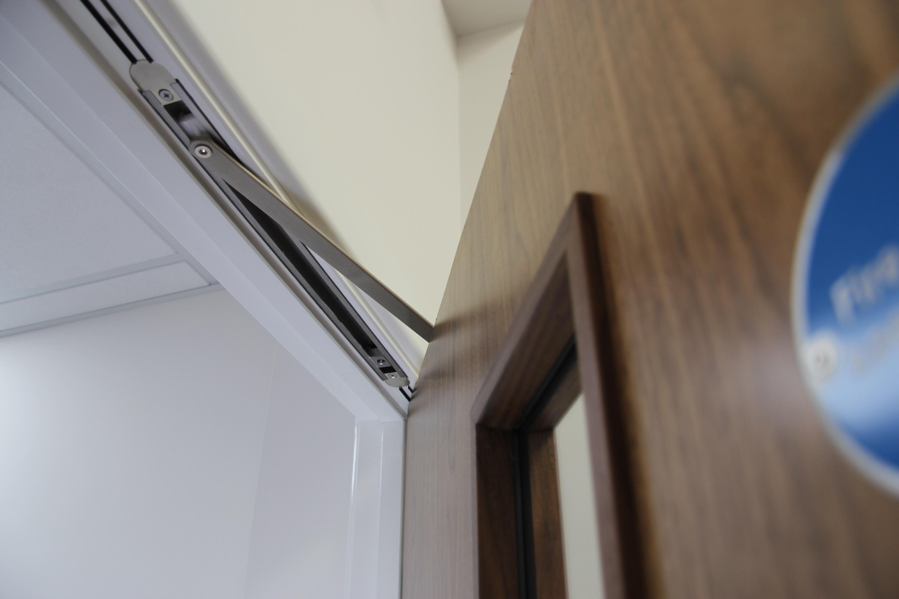 Door Closer - Concealed
