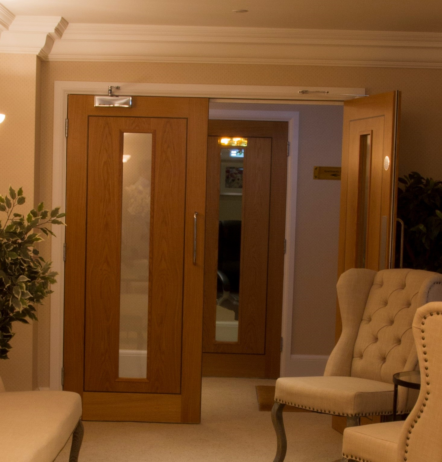 Door Closers Residential Double