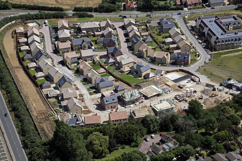 Lending for small-medium housebuilders