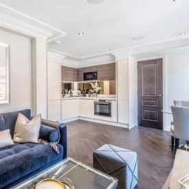 Luxury Apartment Doors