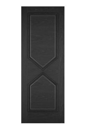 MOD-432 Cross Directional grain Black stained Oak 2020