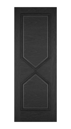 MOD-432 Cross Directional grain Black stained Oak-1