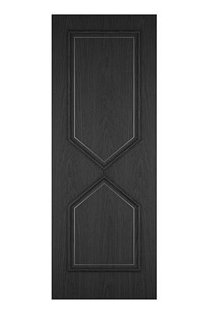 MOD-432 Vertical Direction grain Black stained Oak 2020