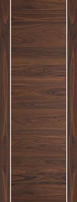 DURA 311 Walnut Internal Door
