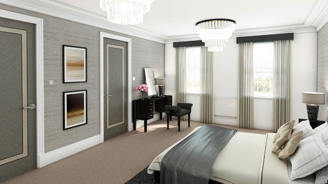 MOD446 - Master Bedroom - 1000
