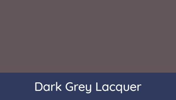 Dark Grey Lacquer - Blog