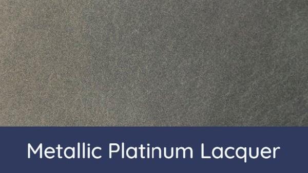 Metallic Platinum Lacquer - Blog