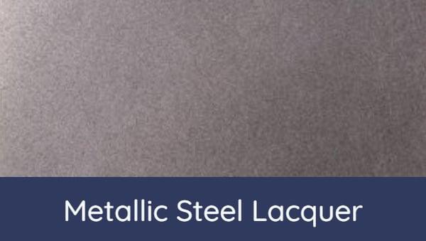 Metallic Steel Lacquer - Blog