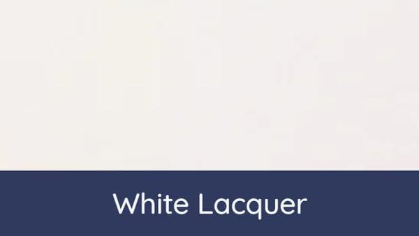 White Lacquer - Blog