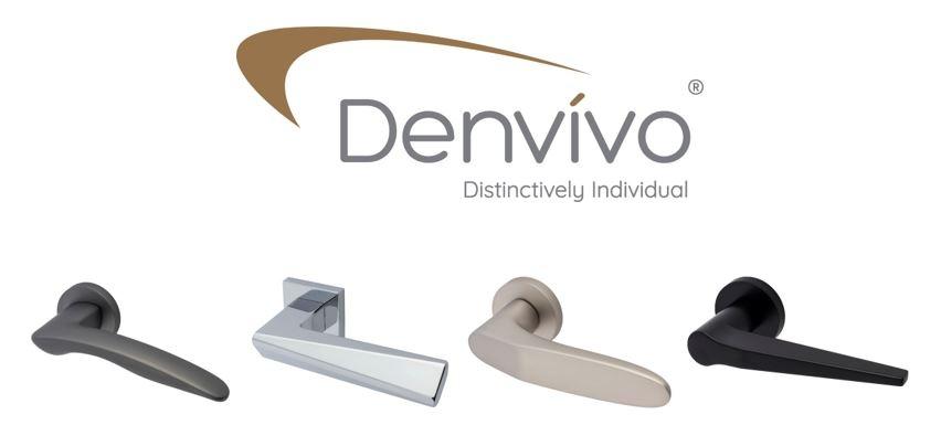 Denvivo - imaginative door handle finishes