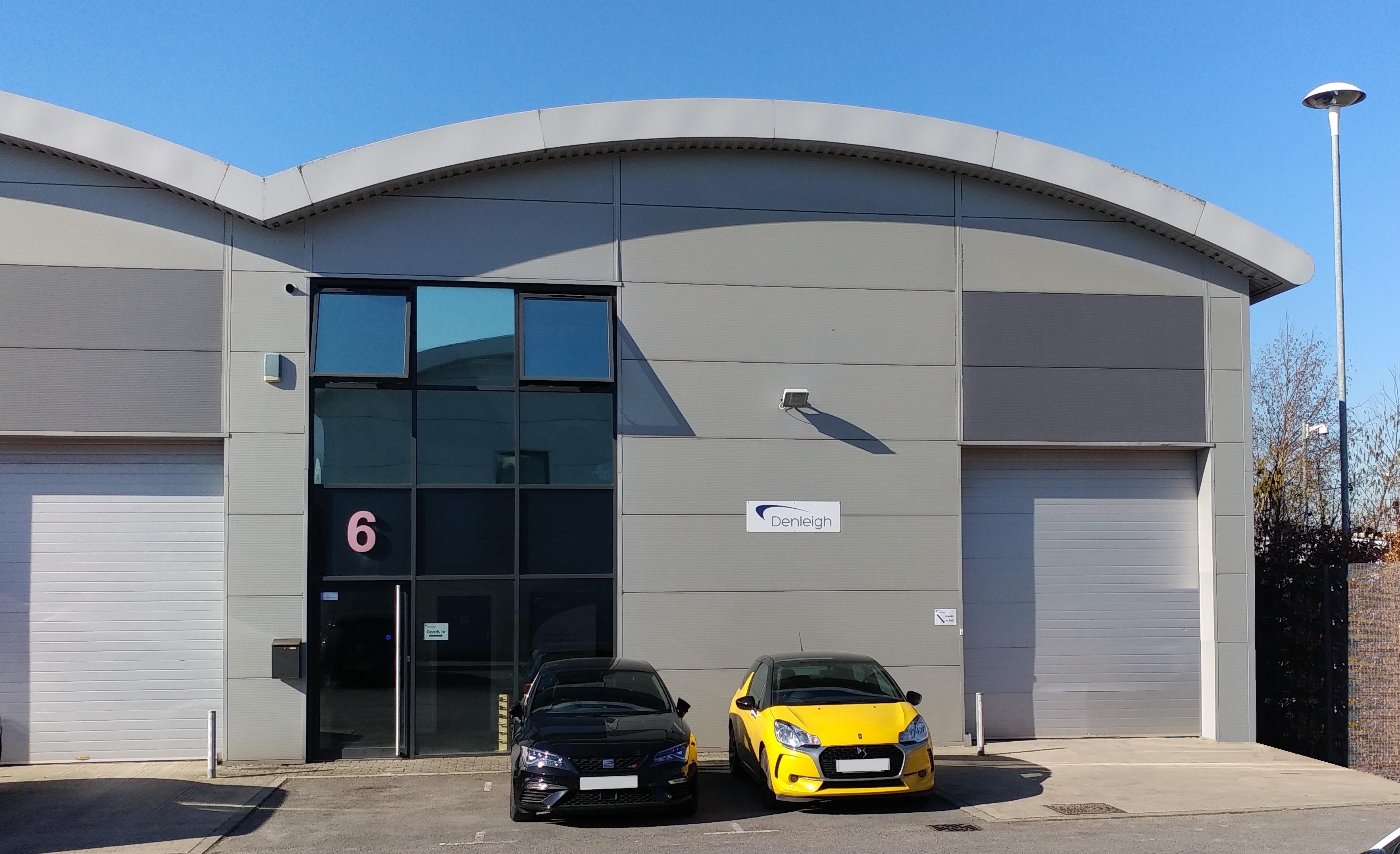 Denleigh opens the door to new offices in Amesbury
