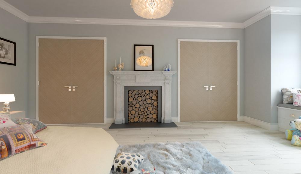Unleash your designer creativity with the MOD-450 Door Range